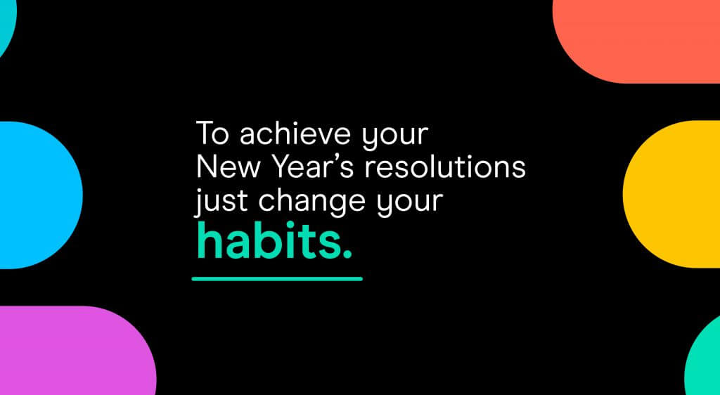 Be Prime New Year Resolution Habits
