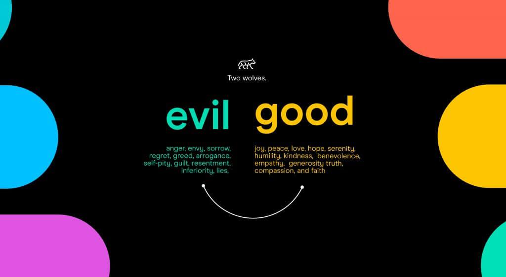 Be Prime Evil Good Wolf