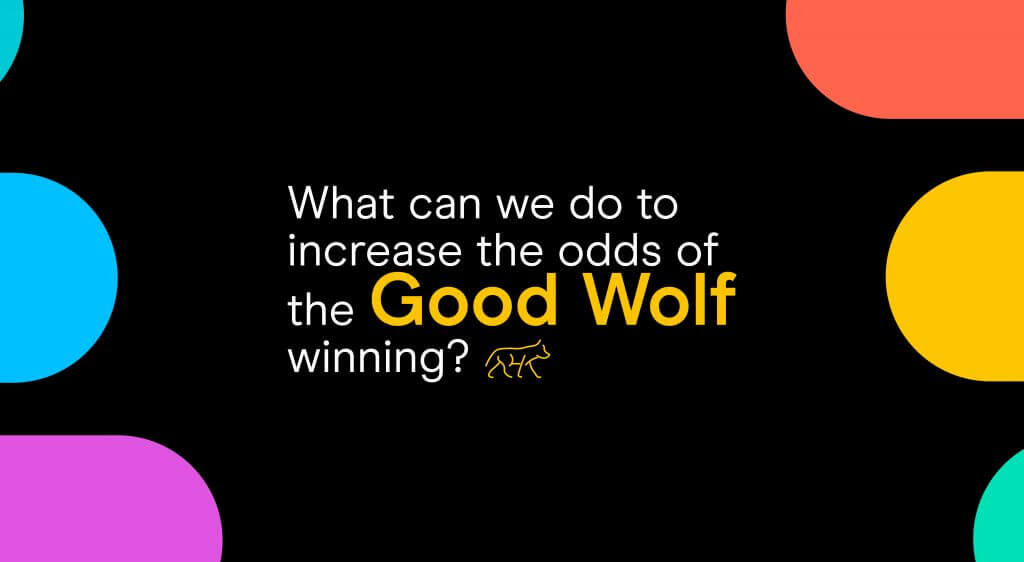 Be Prime Good Wolf Wins